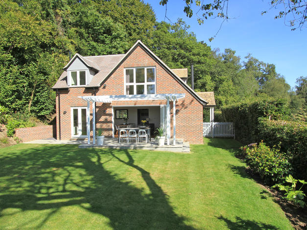 After renovation & extension Haslemere