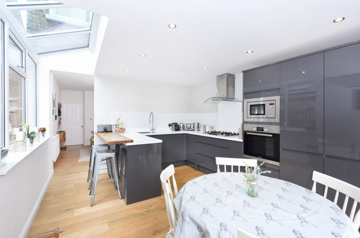 Kitchen renovation in Kingston, London