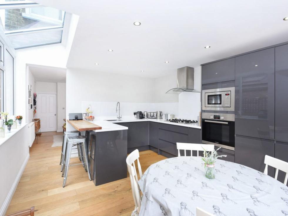 Kitchen renovation in Kingston, London