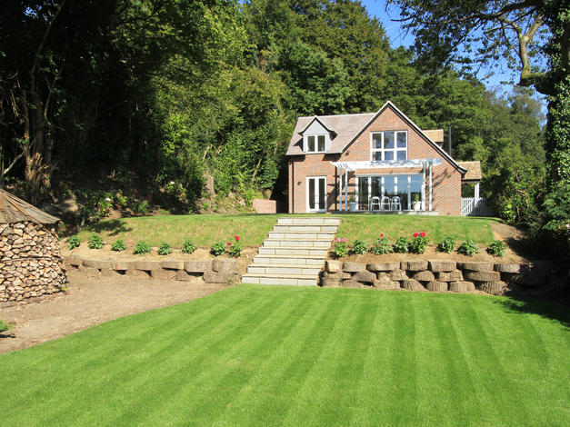 After Haslemere extension & renovation