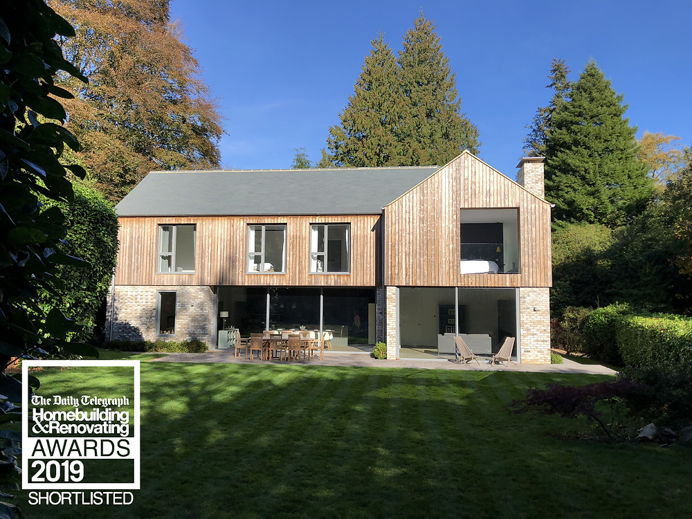 Home Building & Renovating Awards Bunch Lane, Haslemere, Surrey