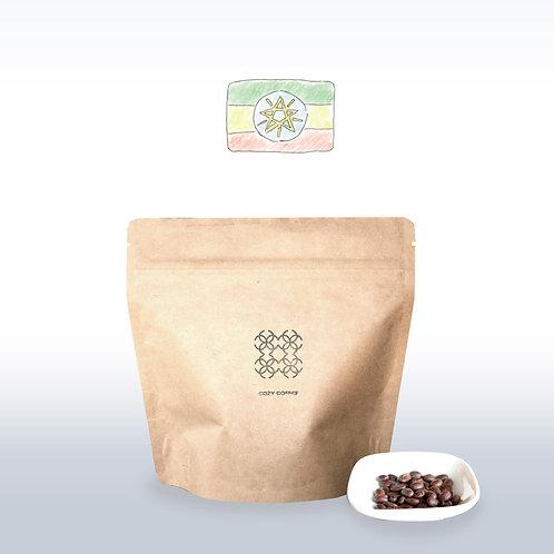 COZY エチオピアブレンド 豆
