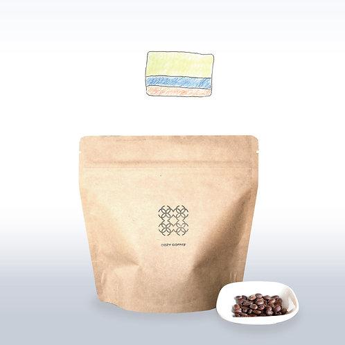 コロンビア スプレモ 豆