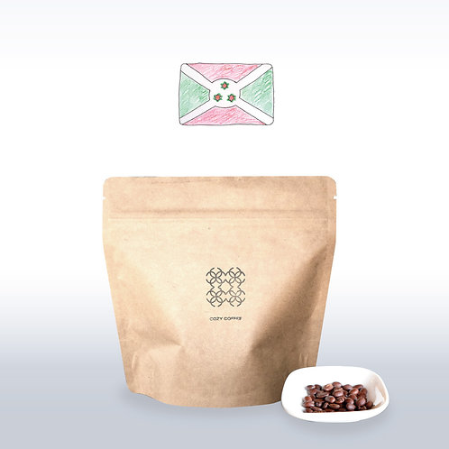 ブルンジ ナチュラルブルボン 豆