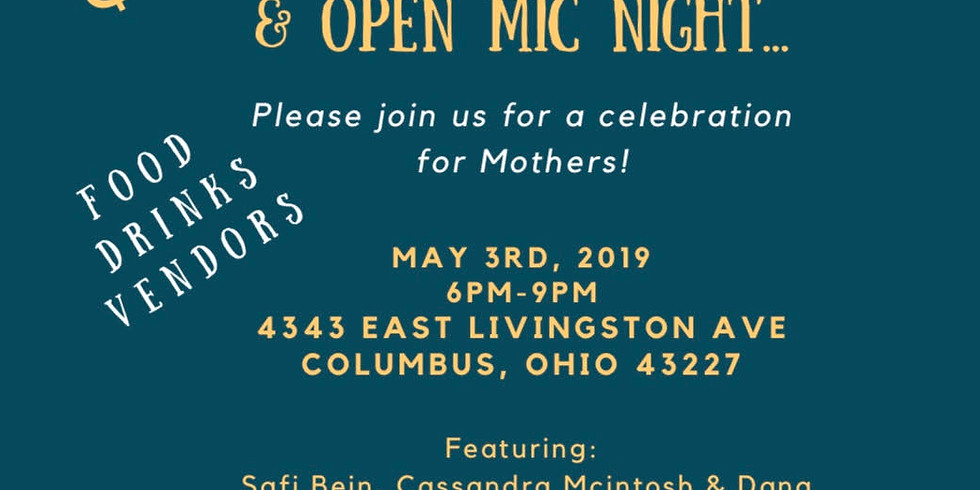 All About the Mommas: Poetry & Open Mic Night