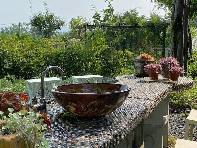 ガーデンキッチン③