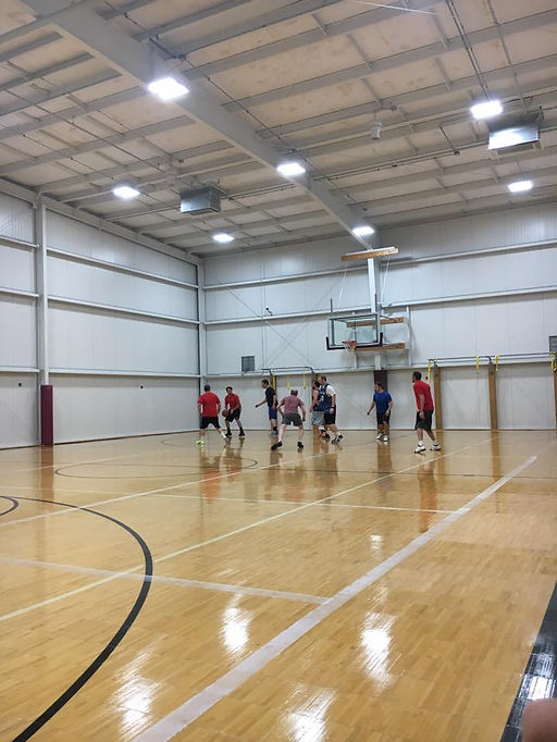 Men's League Basketball