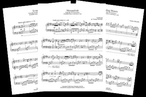 Shenandoah - Sheet Music