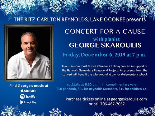 Concert For a Cause Tickets