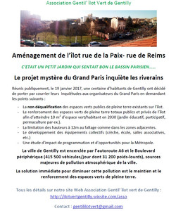 Tract pour distribution