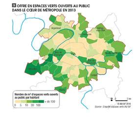 Espaces verts publics