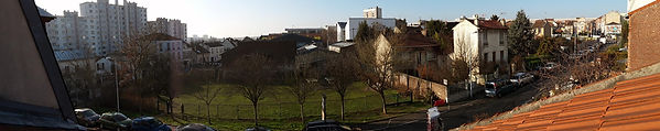 Ilot vert Paix-Reims Gentilly
