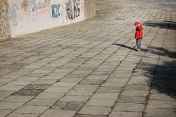 L'enfant dans la ville