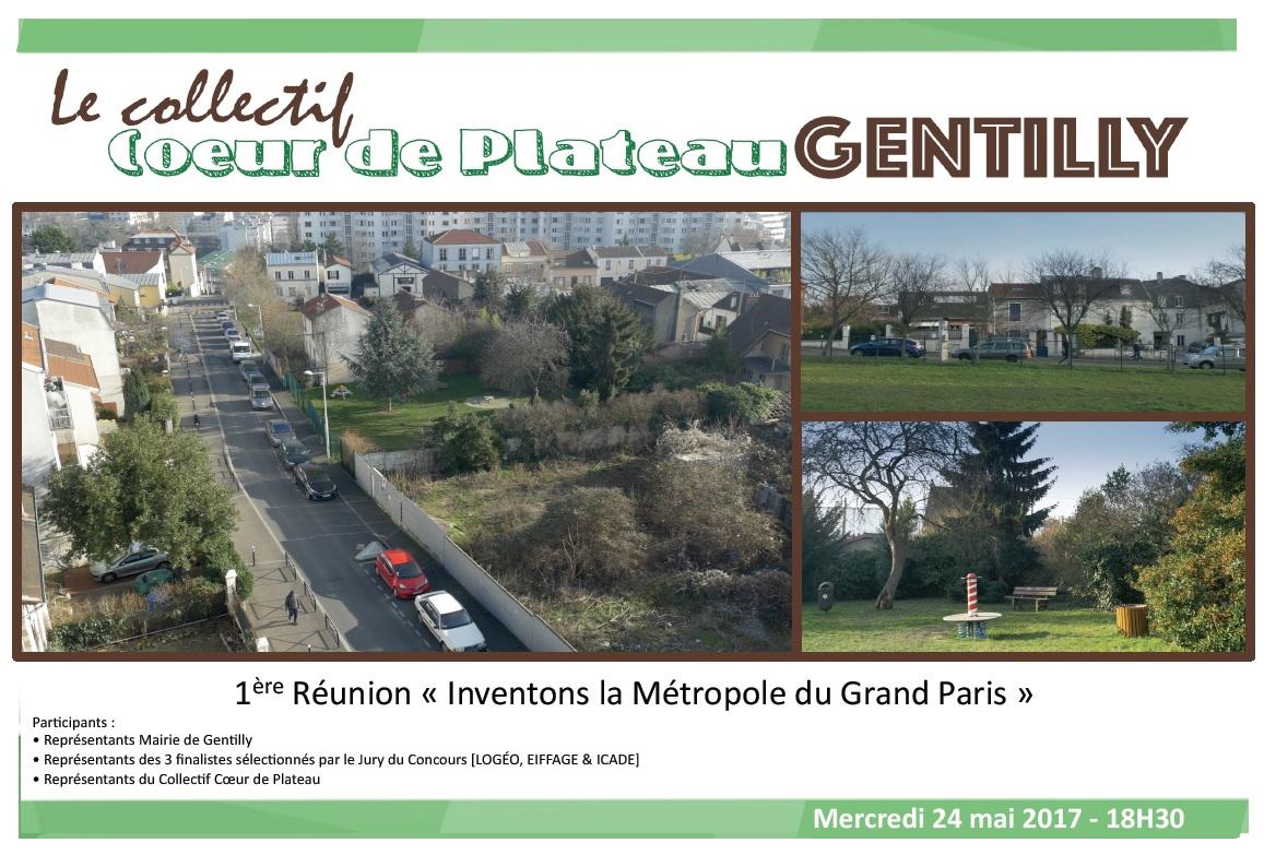 """Réunion 1 """"concertation"""""""