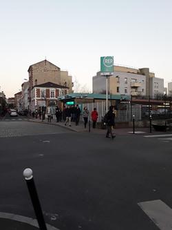 Sortie Sud RER B