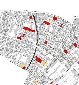 Programmes immobiliers quartier Plateau, Gentilly, France