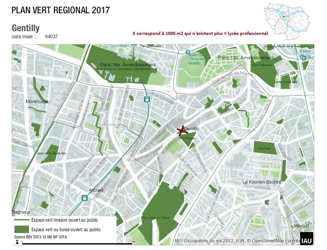 Plan vert IAU 2017 Gentilly