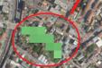 CORINE landcover zoom