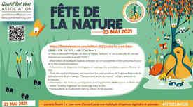 Flyer Fête de la Nature 2021