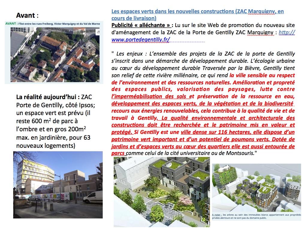 Exemple ZAC Marquigny