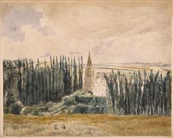 Gentilly vers 1829
