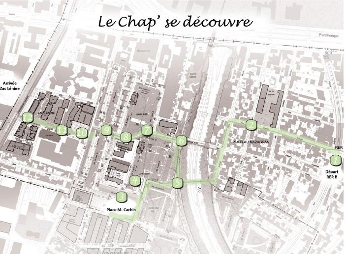 ANRU Chaperon vert