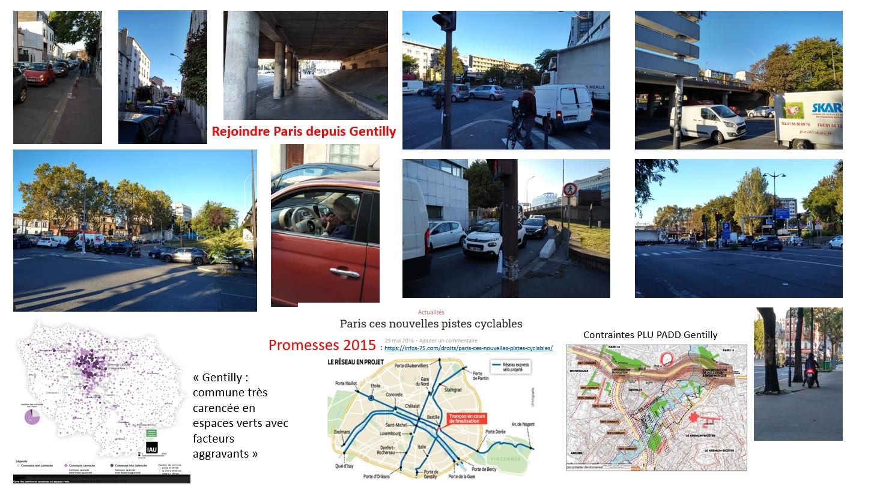 Promesses parisiennes / Piètons, transports et cadre de vie