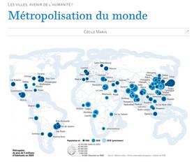 """""""Les villes, avenir de l'humanité ?"""""""