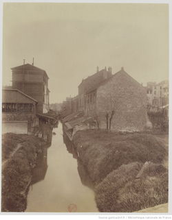 Tanneries vers 1900