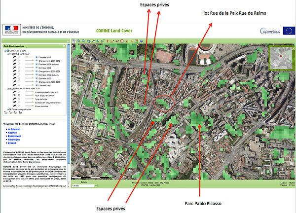 COP 21 - LA TRAME VERTE EXISTE | Association Gentil'îlot vert | France