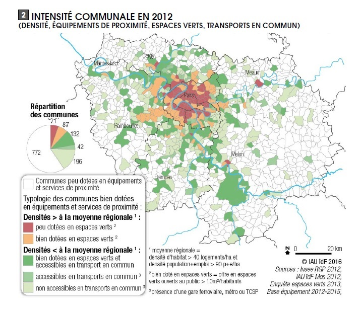 Intensite Communale