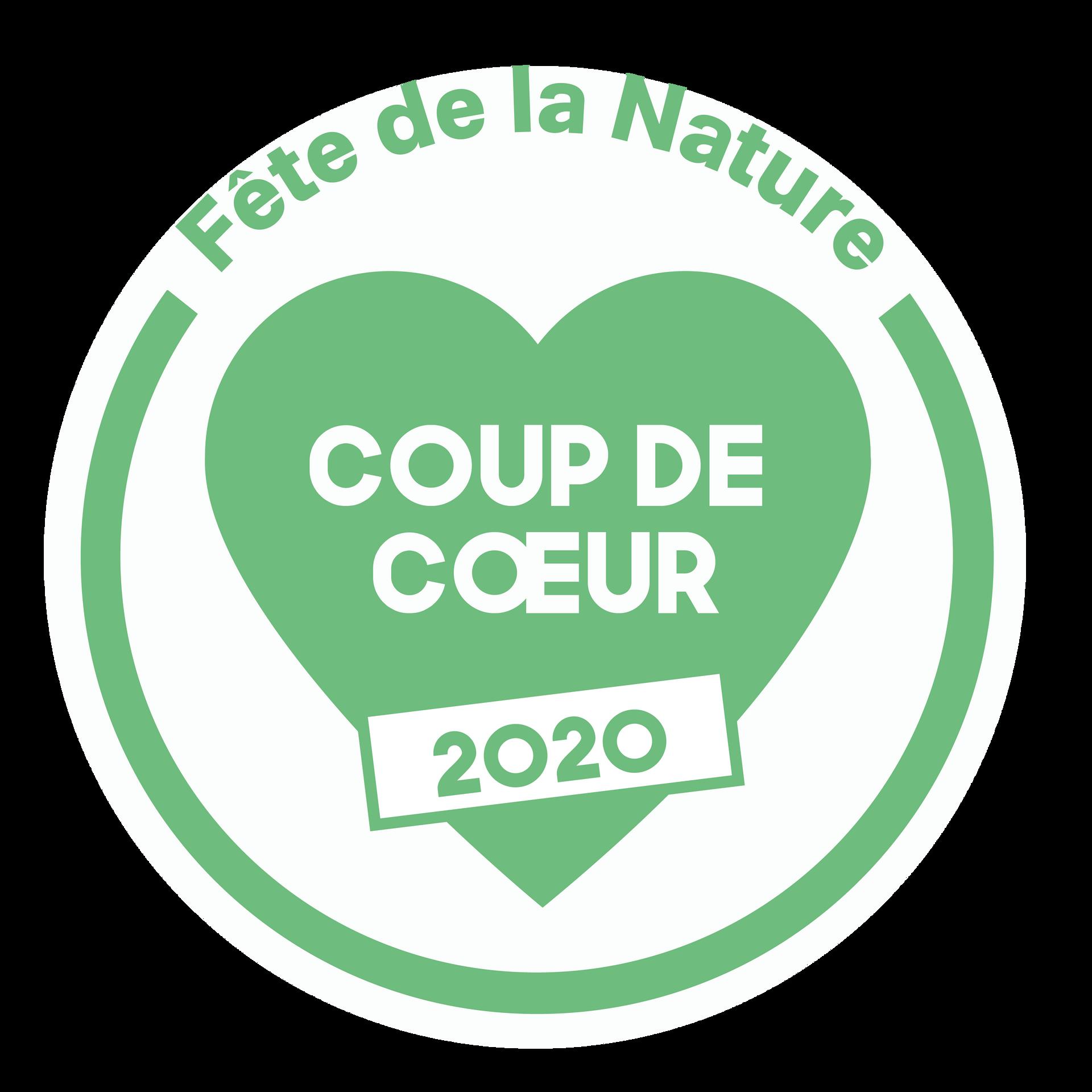 oup de coeur 2020