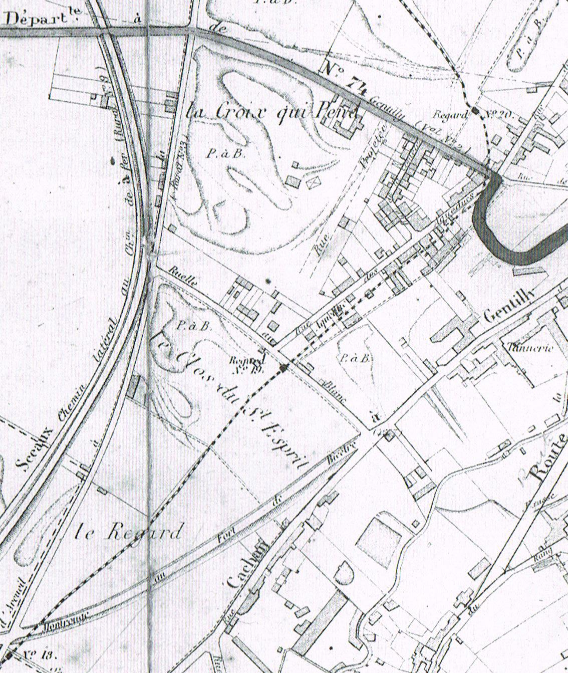 Ilot vert 1885