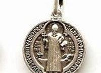 Petite médaille St Benoît