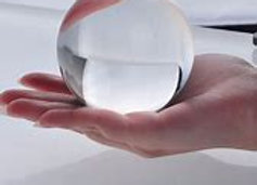 Sphère cristal