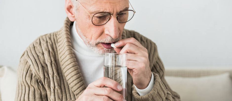The Importance of Psychiatric Medication Management for Seniors