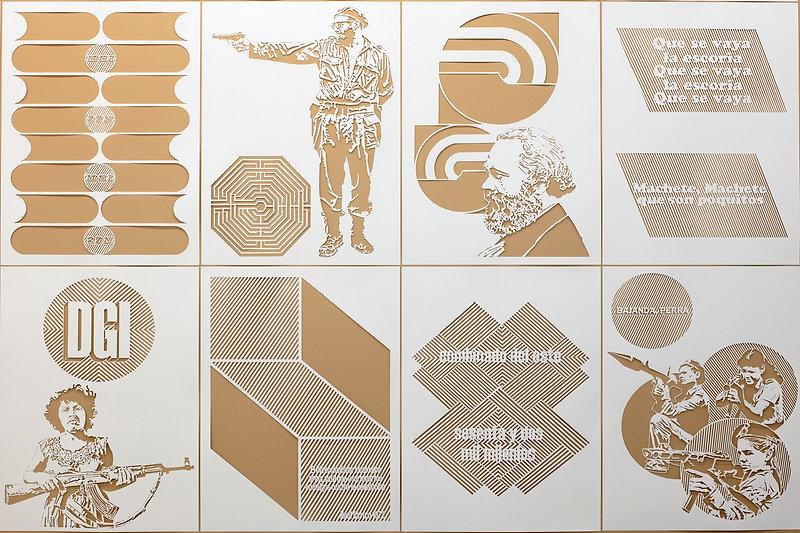 Hamlet Lavastida Cultura Profiláctica 2021 Künstlerhaus Bethanien Berlin. Photo David Bran