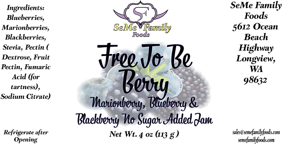 Free to Be Berry