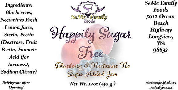 Happily Sugar Free