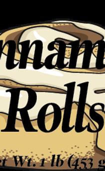 Cinnamon Rolls and Caramel Rolls