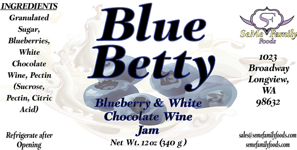 Blue Betty