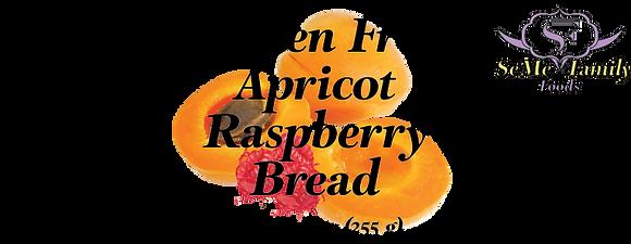 Gluten Free Apricot Raspberry