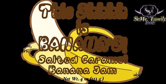 This Shhhh is Banana's!