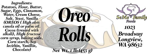 Oreo Rolls