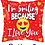 Thumbnail: I love You Bouquet