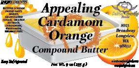 Appealing Cardamom Orange
