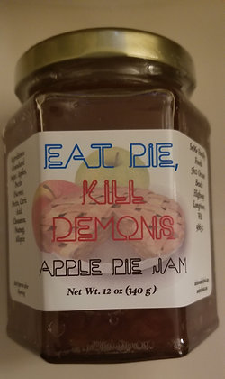 Eat Pie Kill Demons