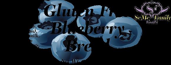 Gluten Free Blueberry