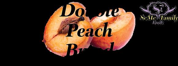 Double Peach Bread
