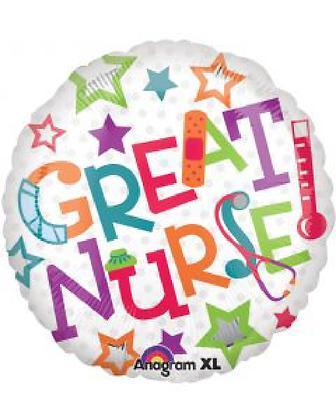 Great Nurse Balloon Bouquet